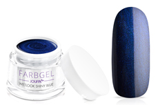 Jolifin Wetlook Farbgel shiny blue 5ml