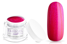 Jolifin Wetlook Farbgel shiny pink 5ml