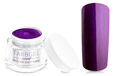 Jolifin Wetlook Farbgel shiny purple 5ml