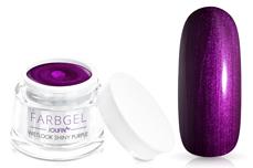 Jolifin Wetlook Farbgel shiny purple 5ml