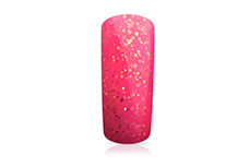 Jolifin Carbon Colors UV-Nagellack neon-pink Glitter 11ml