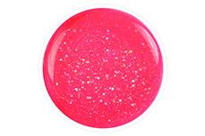 Jolifin Carbon Quick-Farbgel - neon-pink Glitter 11ml