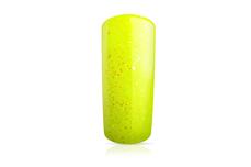 B-Ware Jolifin Carbon Quick-Farbgel - neon-yellow Glitter 11ml