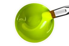 Jolifin Farbgel neon-lime 5ml