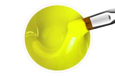 Jolifin Farbgel neon-lemon 5ml