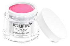 Jolifin Farbgel neon-babypink 5ml
