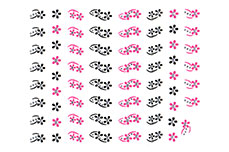 Jolifin Nailart Twinkle Sticker Nr. 7