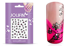 Jolifin Nailart Twinkle Sticker Nr. 8