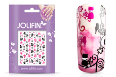 Jolifin Nailart Twinkle Sticker Nr. 13