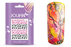 Jolifin Nailart Twinkle Sticker Nr.14