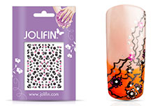 Jolifin Nailart Twinkle Sticker Nr. 17