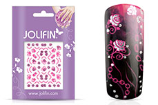 Jolifin Nailart Twinkle Sticker Nr. 20