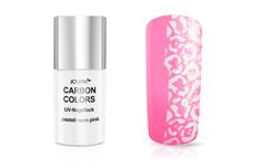 Jolifin Carbon Quick-Farbgel - pastell neon-pink 11ml