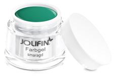 Jolifin Farbgel smaragd 5ml