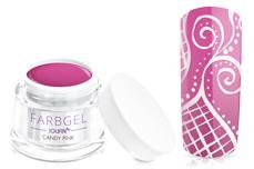 Jolifin Farbgel candy pink 5ml
