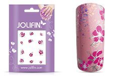 Jolifin Silver Glam Sticker 1