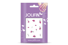 Jolifin Silver Glam Sticker 3