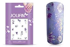 Jolifin Silver Glam Sticker 4