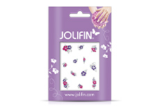 Jolifin Silver Glam Sticker 5
