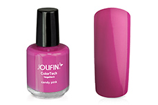 Jolifin ColorTech Nagellack candy pink 14ml