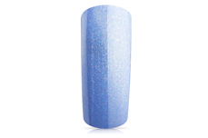 Jolifin Farbgel light blue Glitter 5ml
