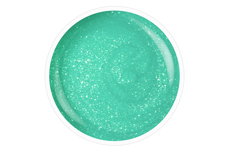 Jolifin Farbgel mint Glitter 5ml