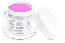 Jolifin Farbgel baby Glitter 5ml