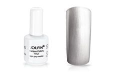 Jolifin Carbon reStyle - light grey metallic 14ml