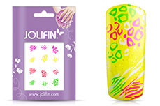 Jolifin Neon Sticker 3
