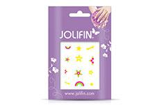 Jolifin Neon Sticker 5