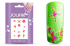 Jolifin Neon Sticker 11