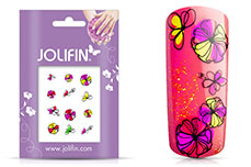 Jolifin Neon Sticker 12