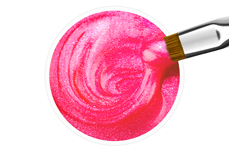 Jolifin Farbgel metallic neon-pink 5ml