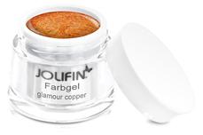 Jolifin Farbgel glamour copper 5ml