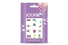 Jolifin Glitter Nailart Sticker 50