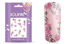 Jolifin Glitter Nailart Sticker 52