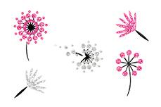 Jolifin Glitter Nailart Sticker 53