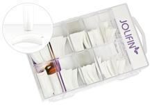 Jolifin 100er Tipbox - French white