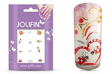 Jolifin Nailart Autumn Sticker 6