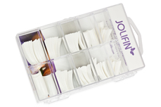 Jolifin Tips French white 100er Box