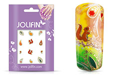 Jolifin Nailart Autumn Sticker 9