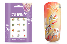 Jolifin Nailart Autumn Sticker 11