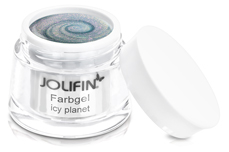 Jolifin Farbgel icy planet 5ml