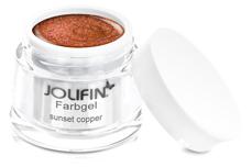 Jolifin Farbgel copper sunset 5ml