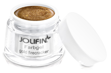 Jolifin Farbgel gold firecracker 5ml