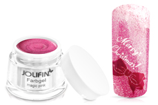 Jolifin Farbgel magic pink 5ml