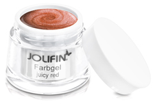 Jolifin Farbgel juicy red 5ml