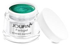Jolifin Farbgel emerald diamond 5ml