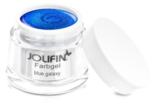 Jolifin Farbgel blue galaxy 5ml