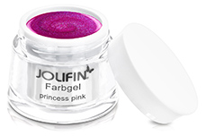 Jolifin Farbgel princess pink 5ml